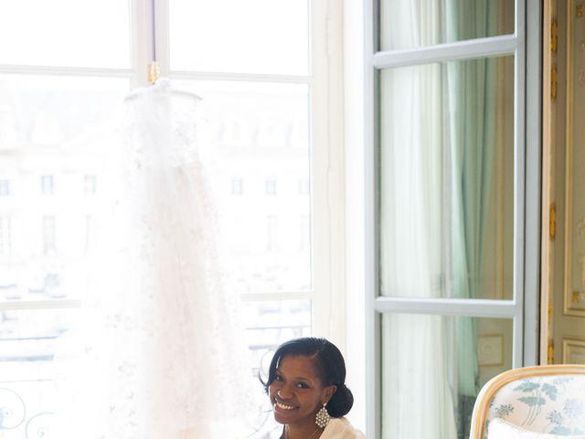 Le mariage de John et Lauren à Paris, Paris 101