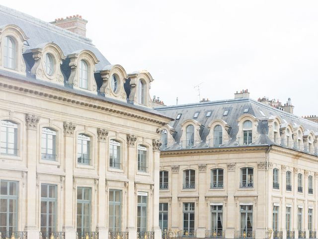 Le mariage de John et Lauren à Paris, Paris 104