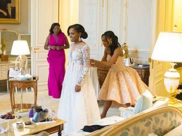 Le mariage de John et Lauren à Paris, Paris 118