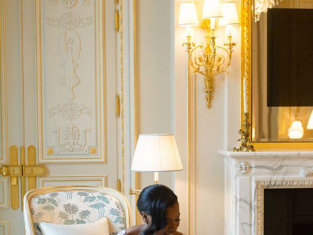 Le mariage de John et Lauren à Paris, Paris 125