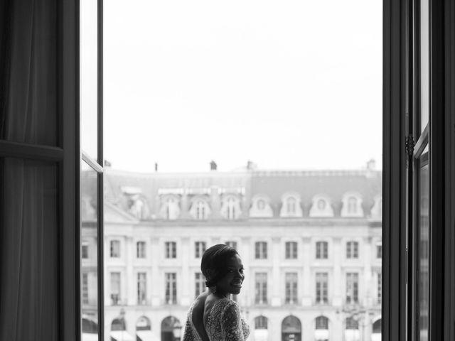 Le mariage de John et Lauren à Paris, Paris 129