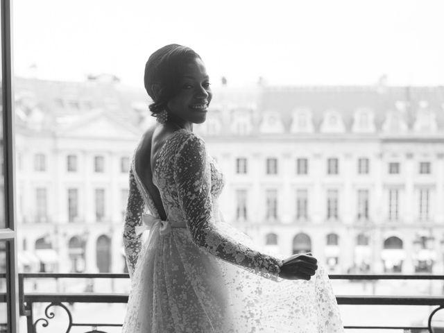 Le mariage de John et Lauren à Paris, Paris 130