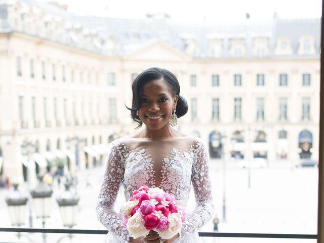 Le mariage de John et Lauren à Paris, Paris 131