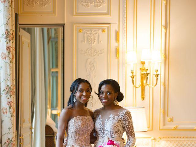 Le mariage de John et Lauren à Paris, Paris 140