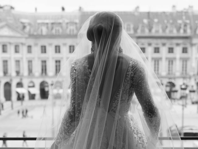 Le mariage de John et Lauren à Paris, Paris 151