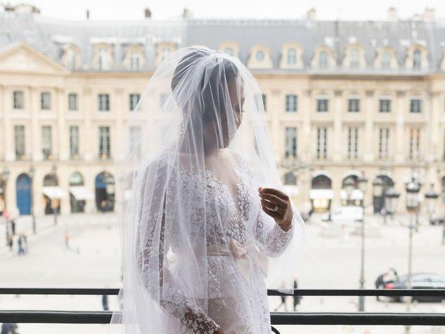 Le mariage de John et Lauren à Paris, Paris 152