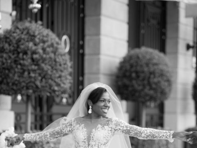 Le mariage de John et Lauren à Paris, Paris 282