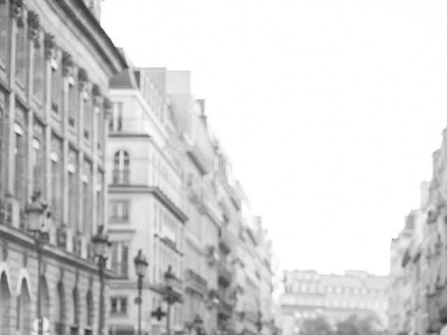Le mariage de John et Lauren à Paris, Paris 284