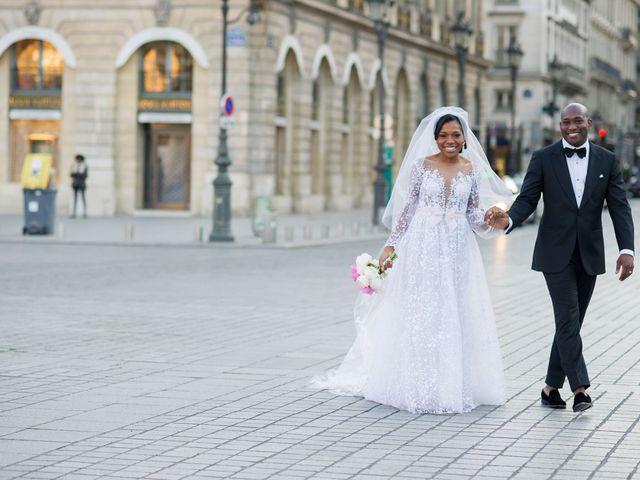 Le mariage de John et Lauren à Paris, Paris 286
