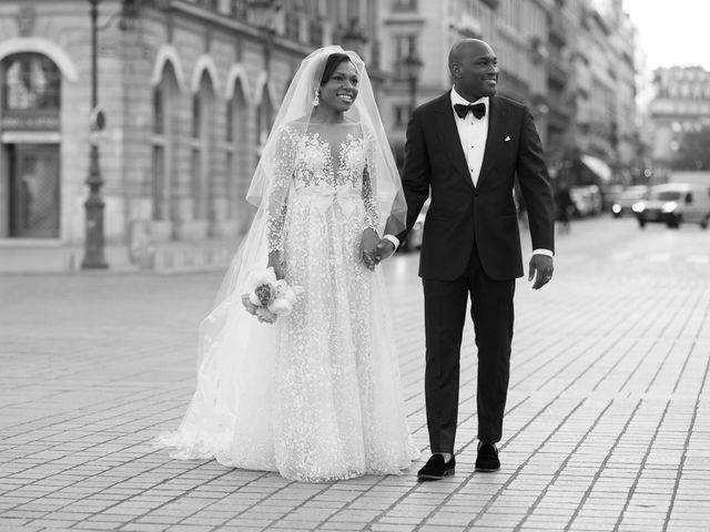 Le mariage de John et Lauren à Paris, Paris 287