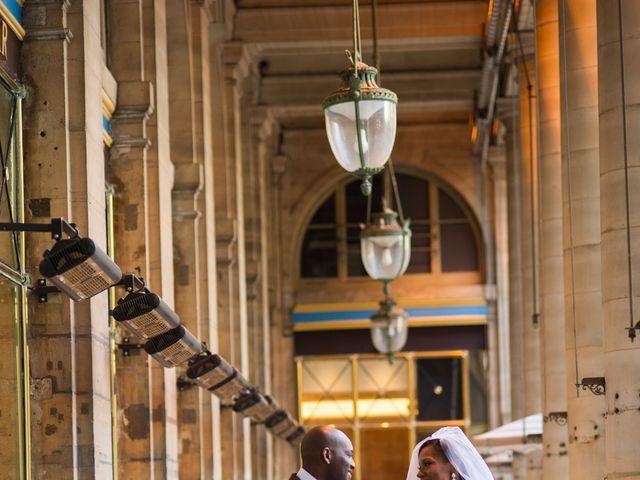 Le mariage de John et Lauren à Paris, Paris 291