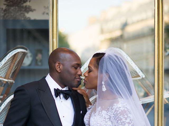 Le mariage de John et Lauren à Paris, Paris 295