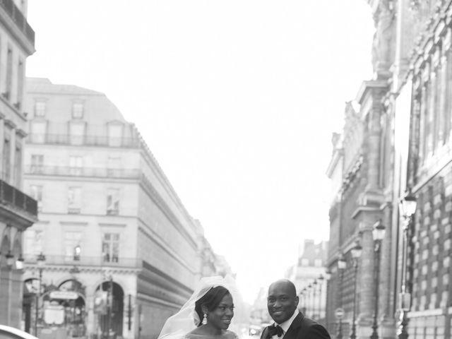 Le mariage de John et Lauren à Paris, Paris 297