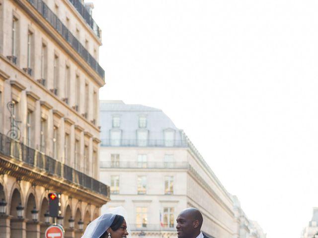 Le mariage de John et Lauren à Paris, Paris 299