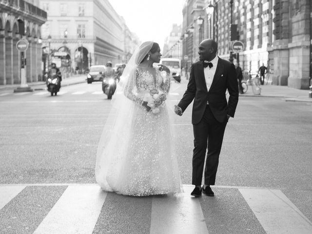 Le mariage de John et Lauren à Paris, Paris 300