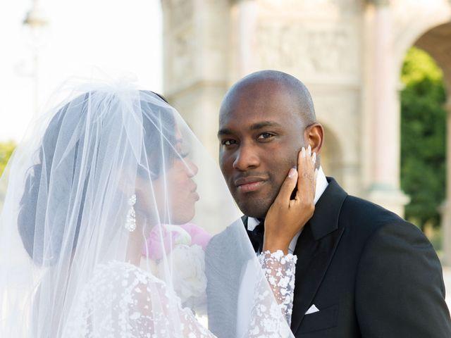 Le mariage de John et Lauren à Paris, Paris 302