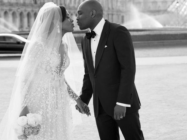 Le mariage de John et Lauren à Paris, Paris 303