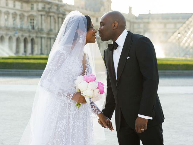 Le mariage de John et Lauren à Paris, Paris 304
