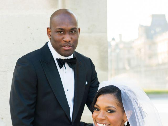 Le mariage de John et Lauren à Paris, Paris 305