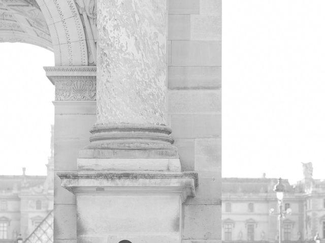 Le mariage de John et Lauren à Paris, Paris 306