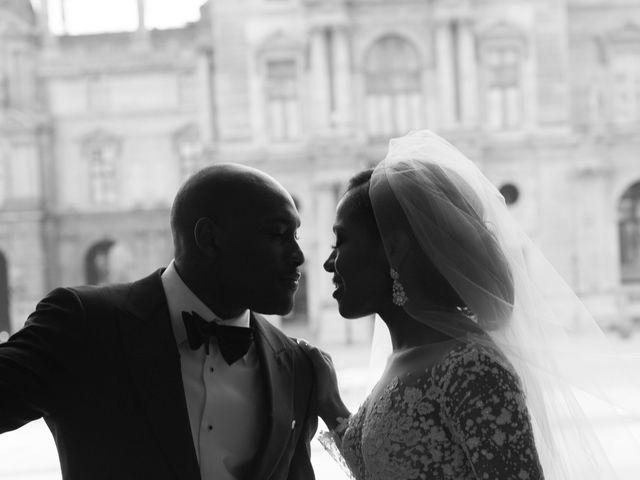 Le mariage de John et Lauren à Paris, Paris 308