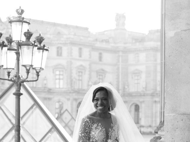 Le mariage de John et Lauren à Paris, Paris 310