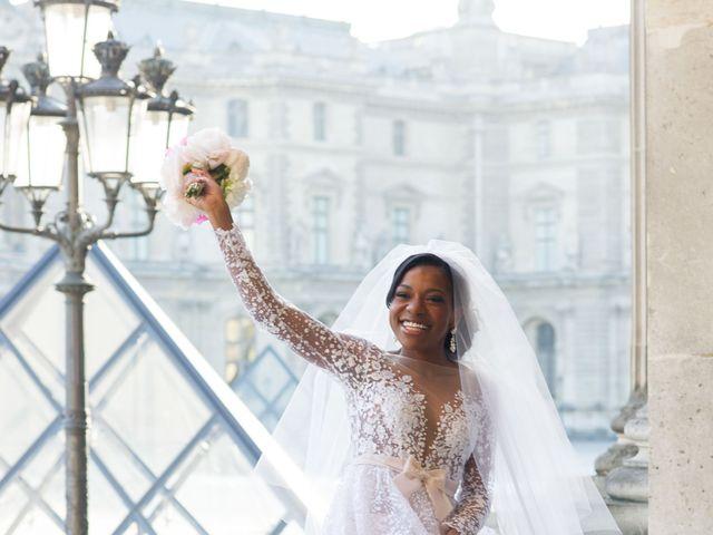 Le mariage de John et Lauren à Paris, Paris 311