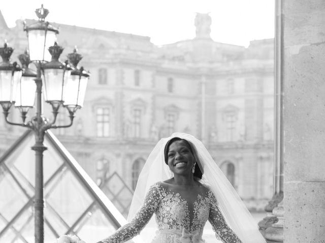 Le mariage de John et Lauren à Paris, Paris 312