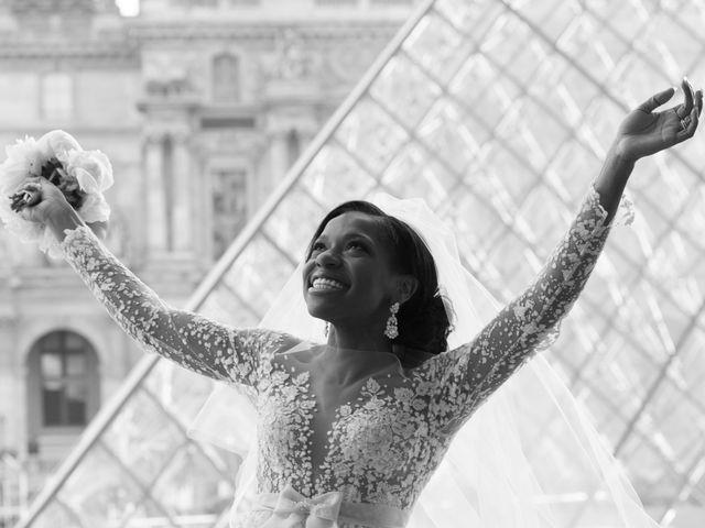 Le mariage de John et Lauren à Paris, Paris 313