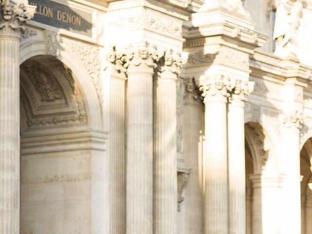 Le mariage de John et Lauren à Paris, Paris 316