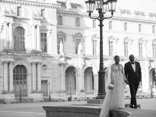 Le mariage de John et Lauren à Paris, Paris 317
