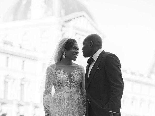 Le mariage de John et Lauren à Paris, Paris 318