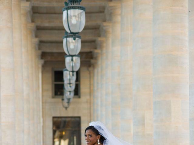 Le mariage de John et Lauren à Paris, Paris 329