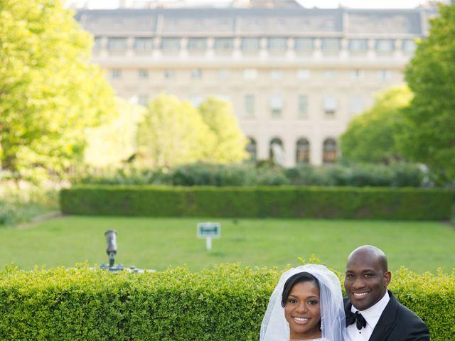 Le mariage de John et Lauren à Paris, Paris 332