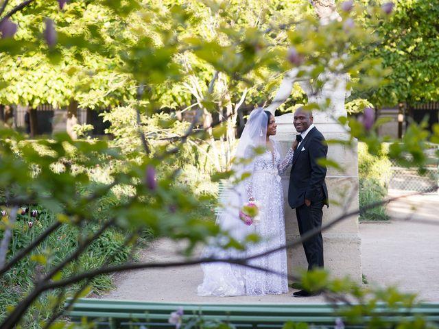 Le mariage de John et Lauren à Paris, Paris 335