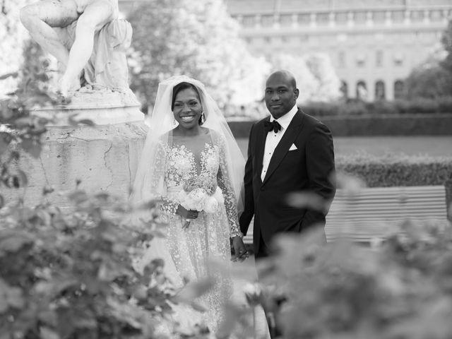 Le mariage de John et Lauren à Paris, Paris 337
