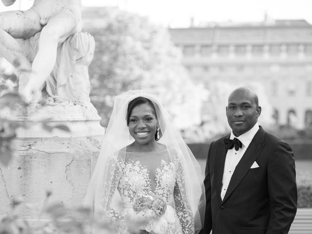 Le mariage de John et Lauren à Paris, Paris 338