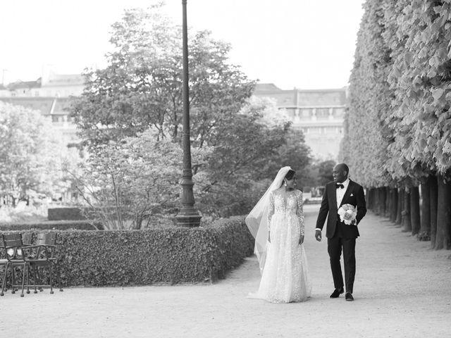 Le mariage de John et Lauren à Paris, Paris 339
