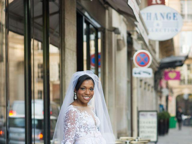 Le mariage de John et Lauren à Paris, Paris 341