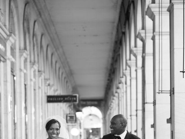 Le mariage de John et Lauren à Paris, Paris 344