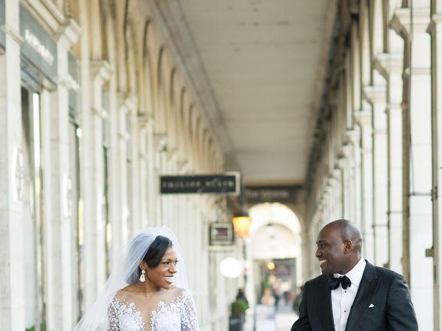 Le mariage de John et Lauren à Paris, Paris 345