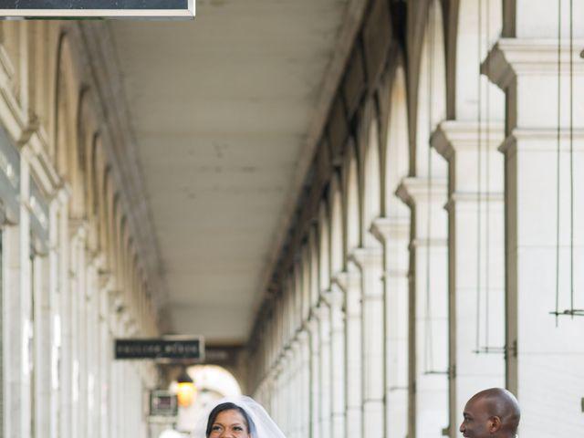 Le mariage de John et Lauren à Paris, Paris 346