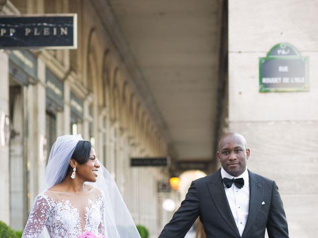Le mariage de John et Lauren à Paris, Paris 347