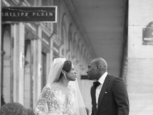 Le mariage de John et Lauren à Paris, Paris 348