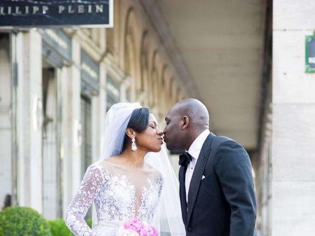 Le mariage de John et Lauren à Paris, Paris 349