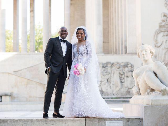Le mariage de John et Lauren à Paris, Paris 351