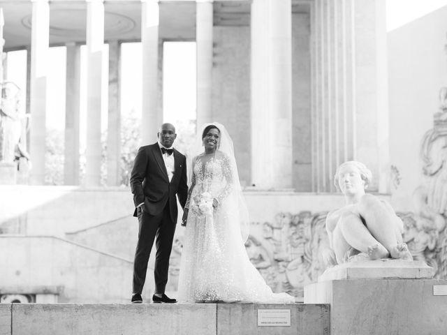 Le mariage de John et Lauren à Paris, Paris 352