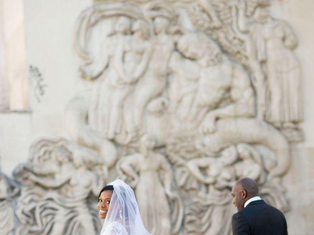 Le mariage de John et Lauren à Paris, Paris 354