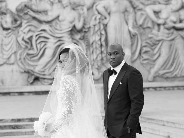 Le mariage de John et Lauren à Paris, Paris 356