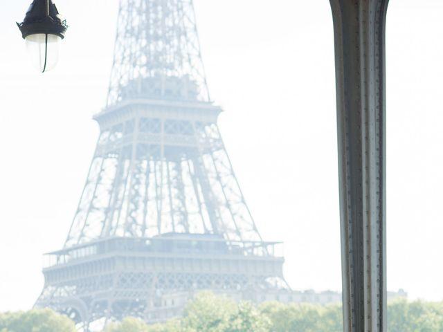 Le mariage de John et Lauren à Paris, Paris 358